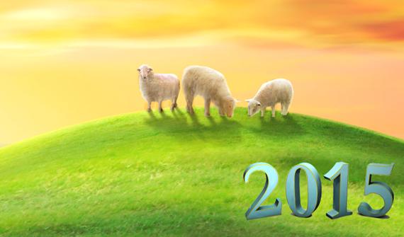 Как отметить новый год 2015