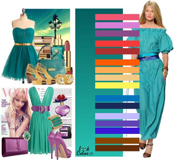 Модные цвета 2011. Цвет весенней зелени