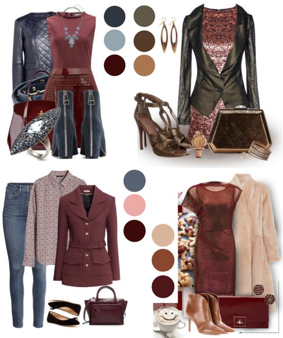Модные сочетания 2015