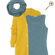 Сочетание цвета в одежде