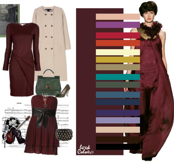 Модные цвета осень зима 2011 – 2012