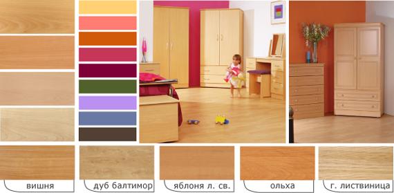 Цвет мебели бук - Фото ремонта ру