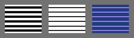Рисунок горизонтальная полоска
