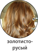 Золотисто-русый оттенок волос фото