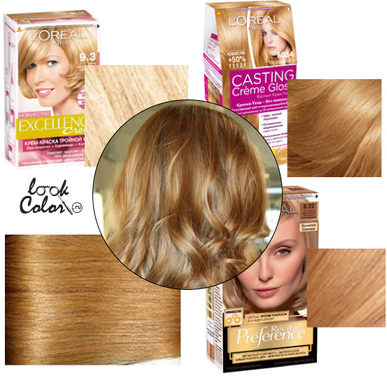 Как сделать краску светлее для волос