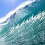 Цвета морсокй волны