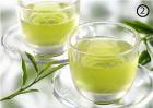 Цвет зеленого чая