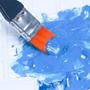 Какие цвета смешать, чтобы получить синий цвет и его оттенки