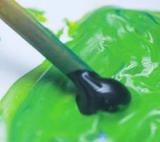 Как получить зеленый цвет?
