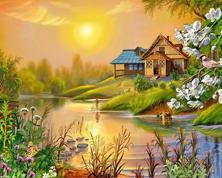 Картина по номерам Букет розовых роз