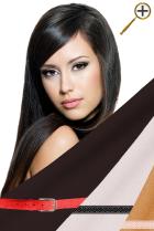 Черно-коричневый цвет в одежде