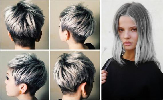 Как получить из красок серебряный цвет