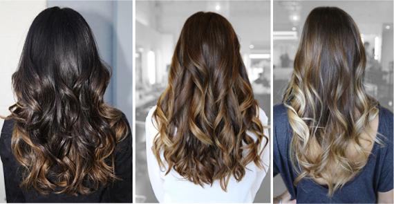 Модные цвета волос 2015
