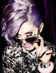 Модные цвета волос 2015. Металлическая пастель