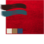 Китайский красный цвет (киноварь)
