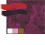 Темно-розовый цвет в интерьере и одежде