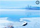 Голубой цвет фото
