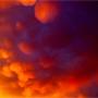 Красно-оранжевый, красный, красно-фиолетовый