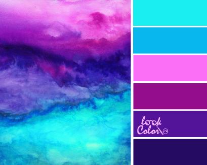 Bedroom Inspiration Lilac