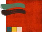 Красно-оранжевый цвет