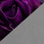 Серый и фиолетовый - сочетание