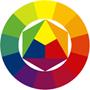 Цветовой круг. Теория на практике