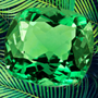 Изумрудно-зеленый цвет и его сочетание