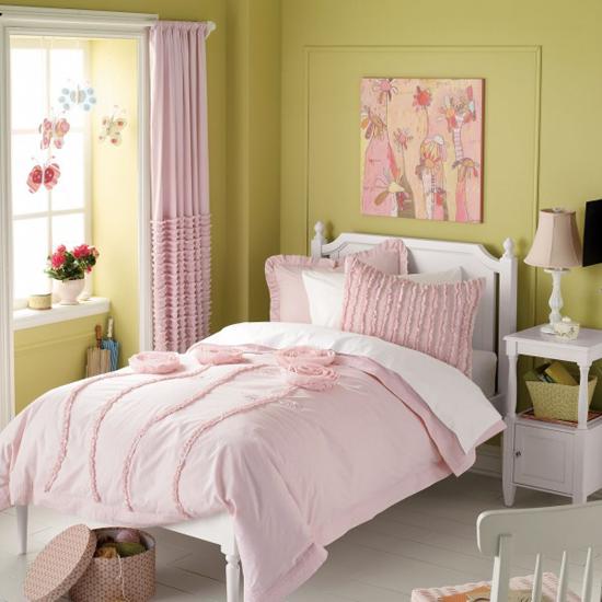 photos of single girls bedroom № 146689
