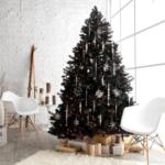 Белые, серые, черные елки