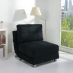 черное кресло